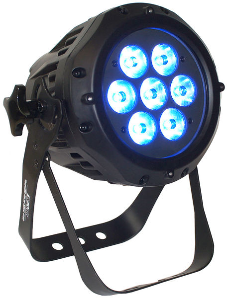 EXPOLITE TourLED Power 28CM+Weiss High-Power Full-Color LED-Scheinwerfer