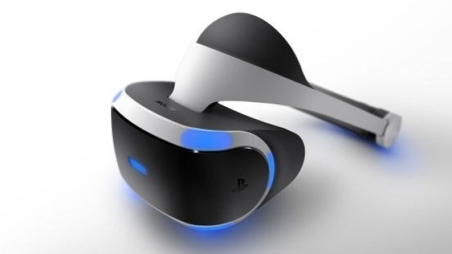VR Brille, PS4