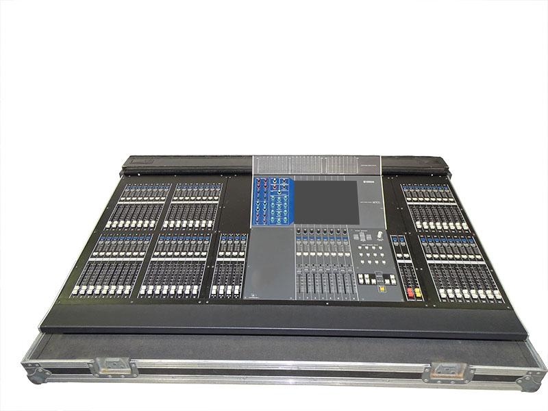 Sound projekt veranstaltungstechnik gmbh verleihangebot for Yamaha m7cl dante