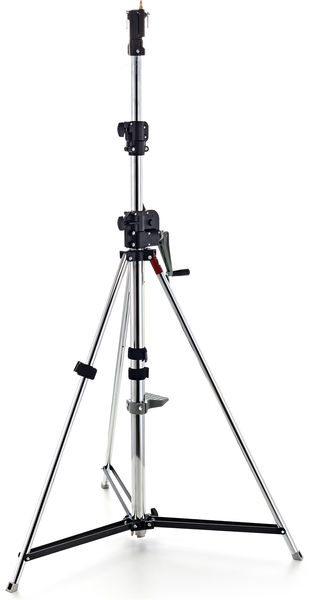 MANFROTTO Kurbelstativ Wind-Up bis 3,80m, 35kg