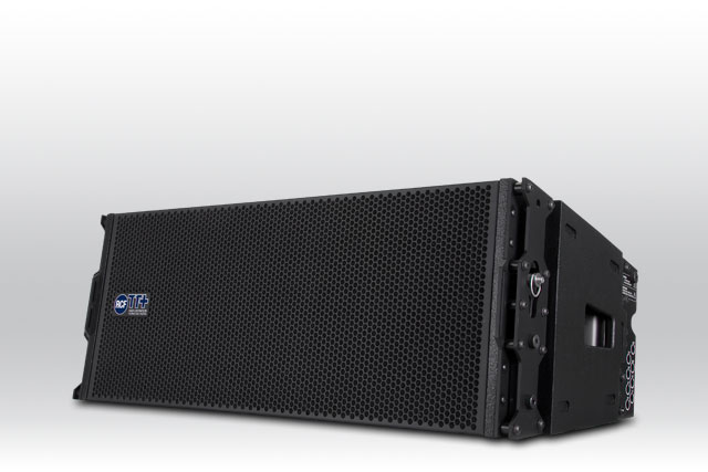 RCF TTL 33 A-II , Lautsprecher, AKTIVES 3-WEGE LINE ARRAY MODUL, 750 Watt, 135 db