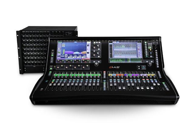 Allen & Heath dLive C3500 Surface