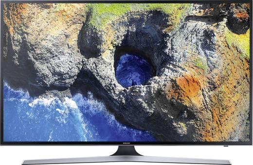 "49"" 4K Monitor / Display / TV, schwarz"