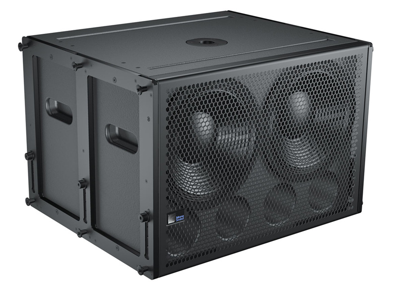 Meyer Sound 500-HP High-Power Subwoofer mit Rigging