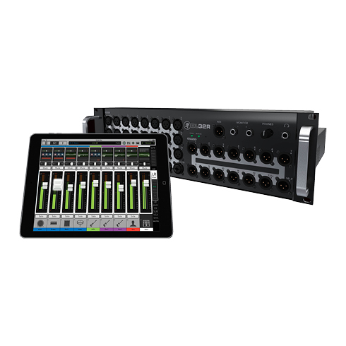 Mackie DL32R Wireless Digitalmixer