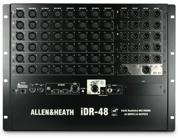 Allen&Heath iDR 48