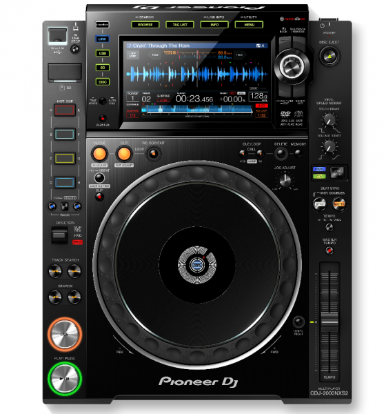 Pioneer CD-Player CDJ-2000 NXS2