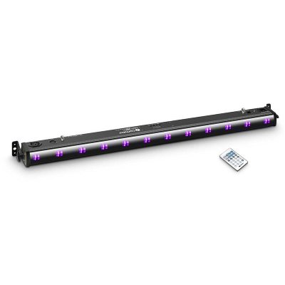 Cameo UVBAR 200 IR DMX 12x3 Watt UV-LED