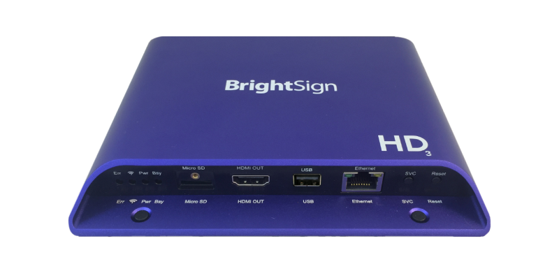 Media Player BrightSign HD1023