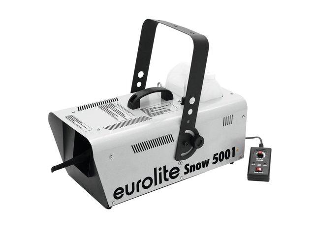 Eurolite Snow 5001 Machine Schneemaschine