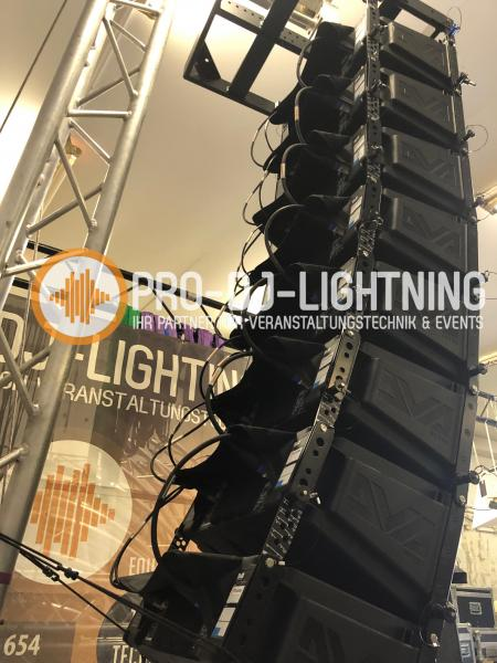 dB Technologies DVA T8 Line Array System