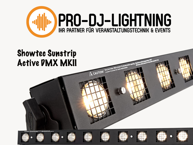 Showtec Sunstrip Active DMX MK II