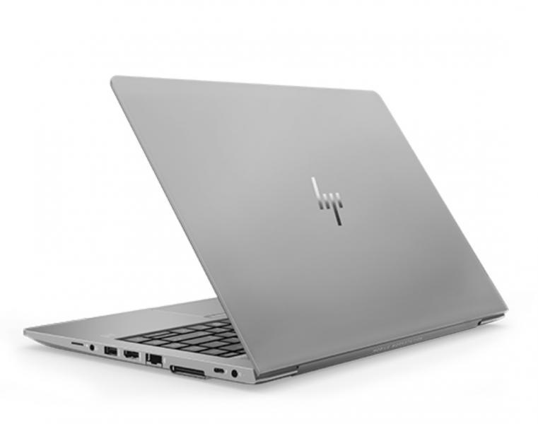 "HP ZBook 14u G5, 14"" UHD, i7, 16GB RAM"