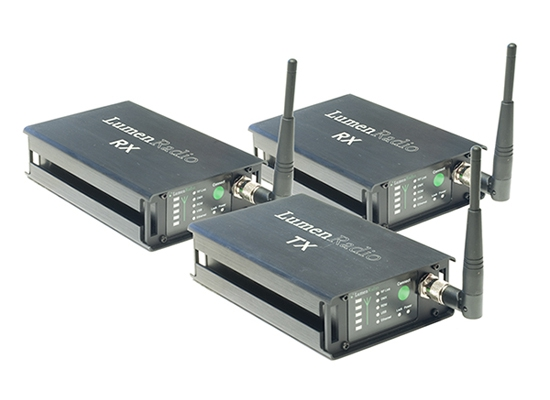 Lumenradio Wireless DMX Set