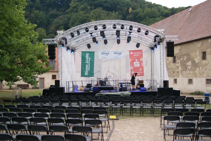 Open-Air-Bühne