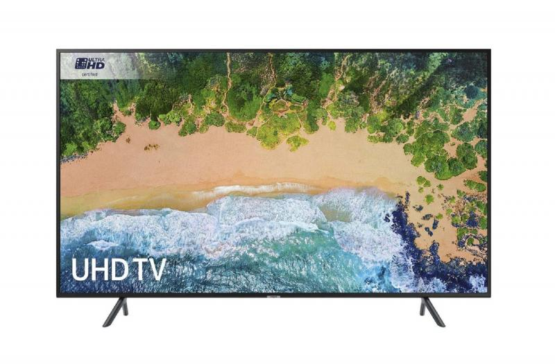 UE40NU7120 40 inch 4K Ultra HD Smart HDR LED TV TVPlus