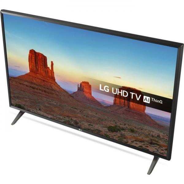55UK6300PLB 55 Inch Smart Ultra HD 4K TV with webOS & Freeview HD