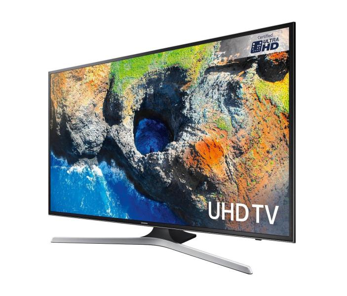 UE65MU6100 65 inch 4K Ultra HD HDR Smart LED TV TVPlus