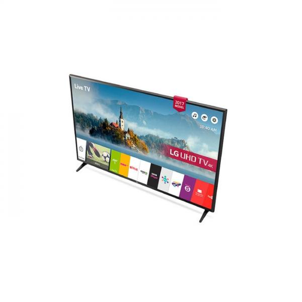 43UJ630V 43 inch 4K Ultra HD HDR Smart LED TV Freeview Play