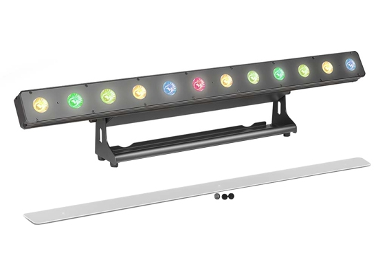 Cameo PIXBAR 400 PRO LED Bar, RGBW, 12x8W 4in1 LED, 18°
