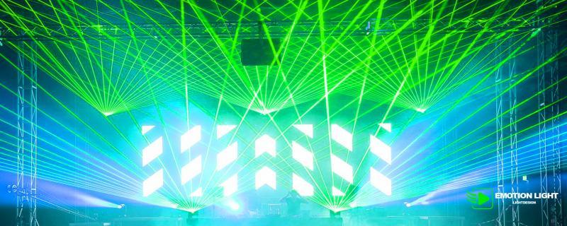 Laseranimation