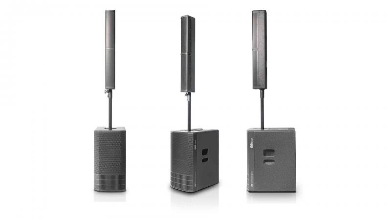 dB Technologies ES 1002 Säulen-PA