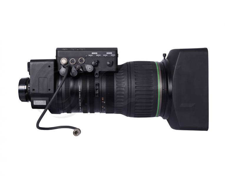 Canon HJ40x10B IASD-V HDTV zoom lens