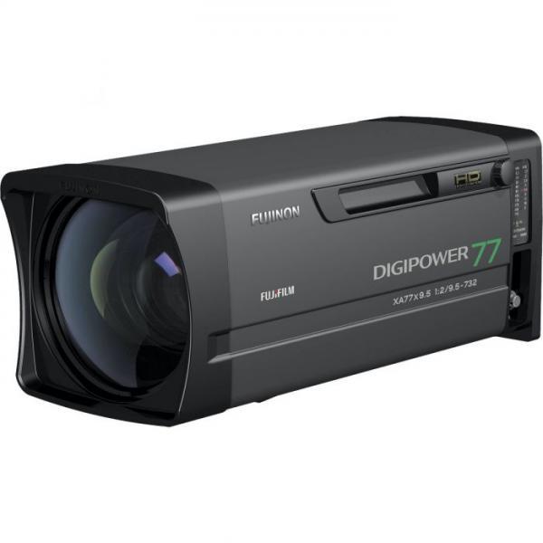 Fujinon XA77x9.5BESM HDTV zoom lens