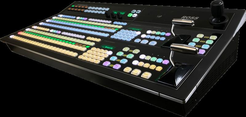 Ross Carbonite Black 2S 2M/E control panel