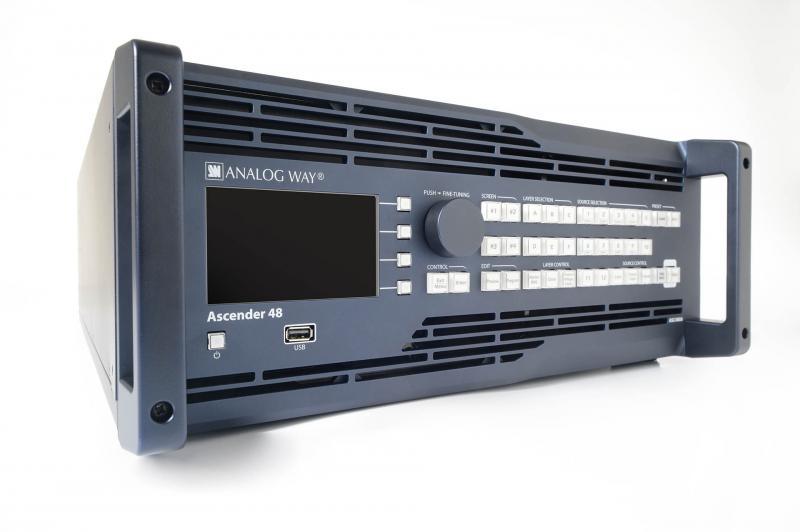AnalogWay Ascender48 4K PL