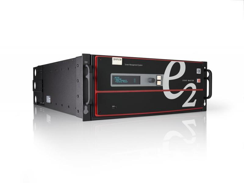 Barco Event Master E2 screen processor