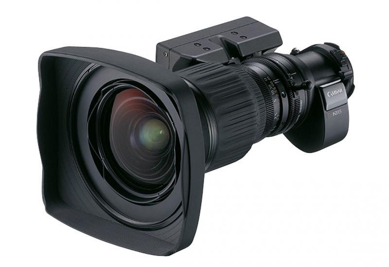 Canon HJ14ex4.3B IASE HDTV lens