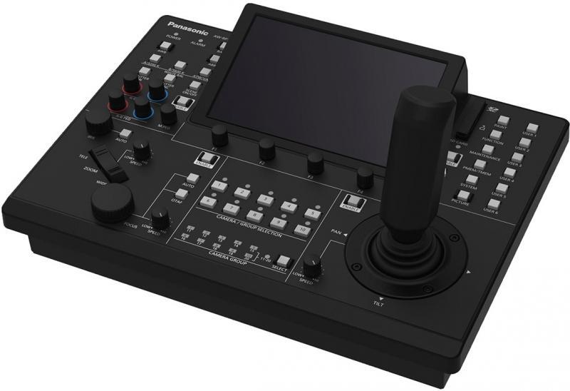 Panasonic AW-RP150G camera control panel
