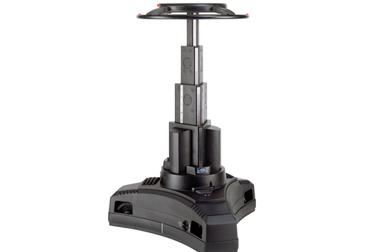 Vinten Quattro-L camera pedestal incl. Vector 700 camera head