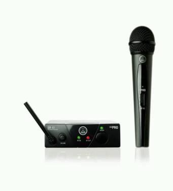 AKG WMS 40 Funkmikrofon