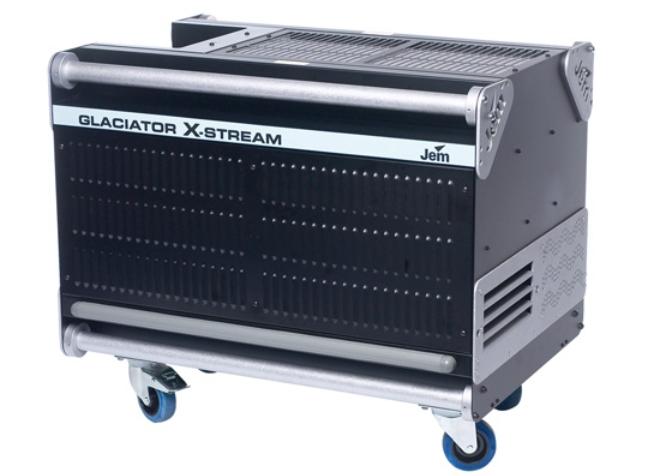 JEM Glaciator X-Stream Bodennebelmaschine