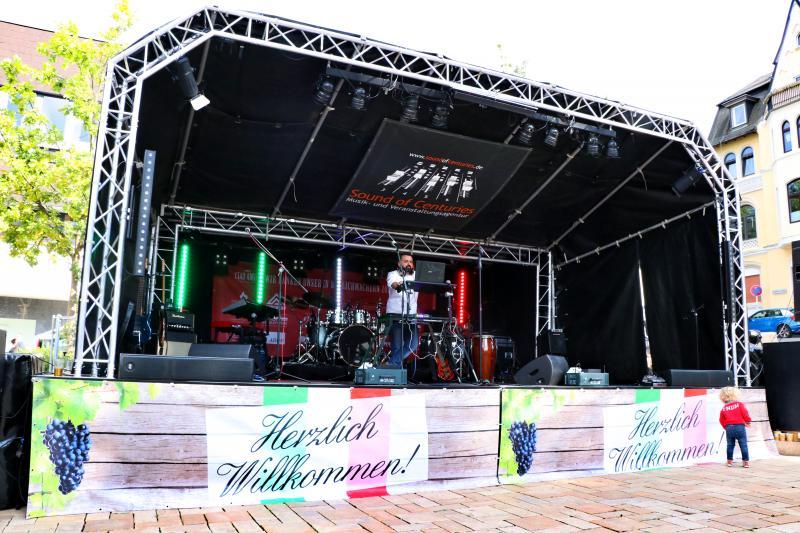 Sound of Centuries Stage 40 Bühne