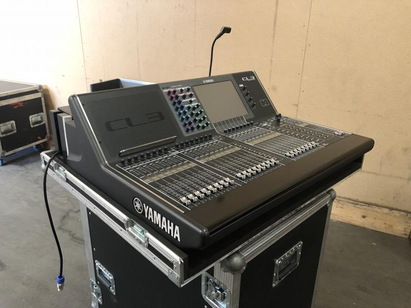 Yamaha CL 3 Digital Console