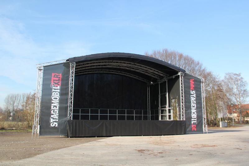 Stagemobil XLR - Mobile Bühne