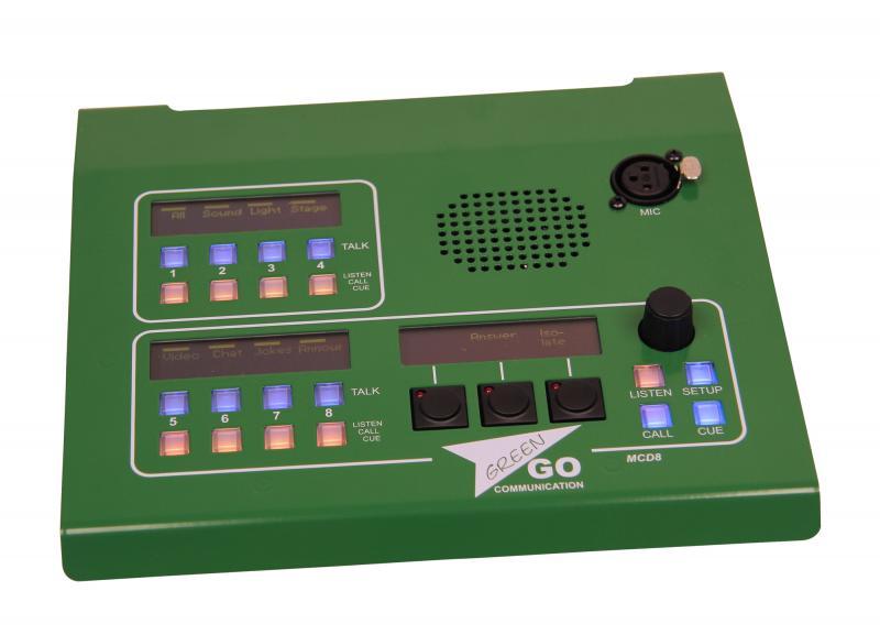 GreenGO MCD8