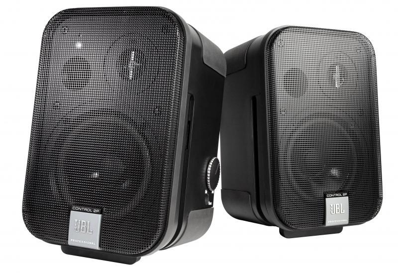 Monitorbox JBL Control One studiomonitor 200/50 Watt - black