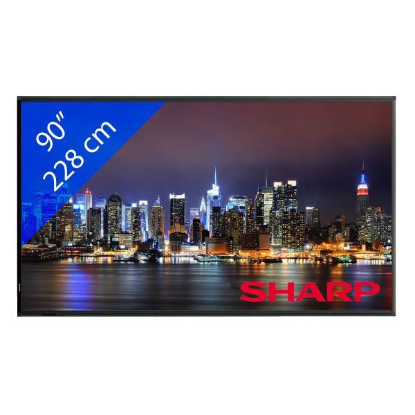 Sharp PN R903 LED – 90″/ 228 cm
