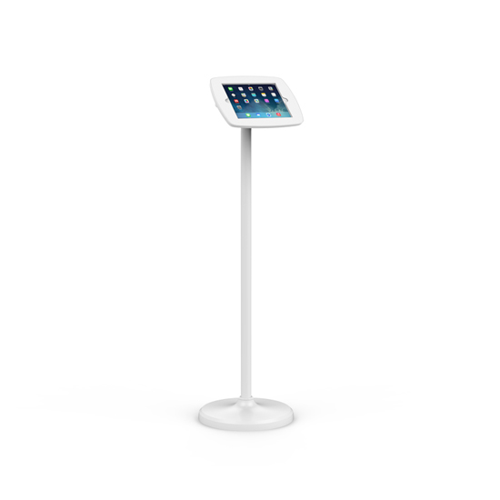 Bouncepad floorstand white