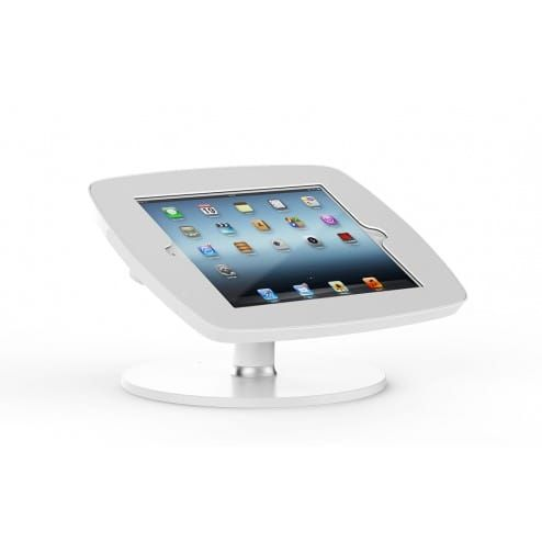 Bouncepad Table stand white