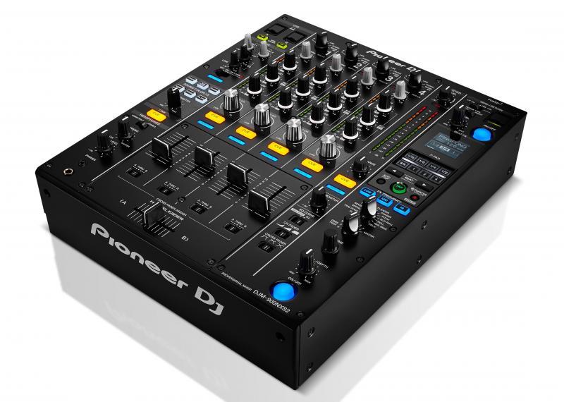 Pioneer DJM-900NXS2 Mischpult, DJ Mixer