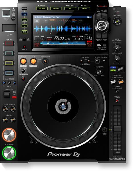 Media Player Pioneer CDJ-2000 NXS2