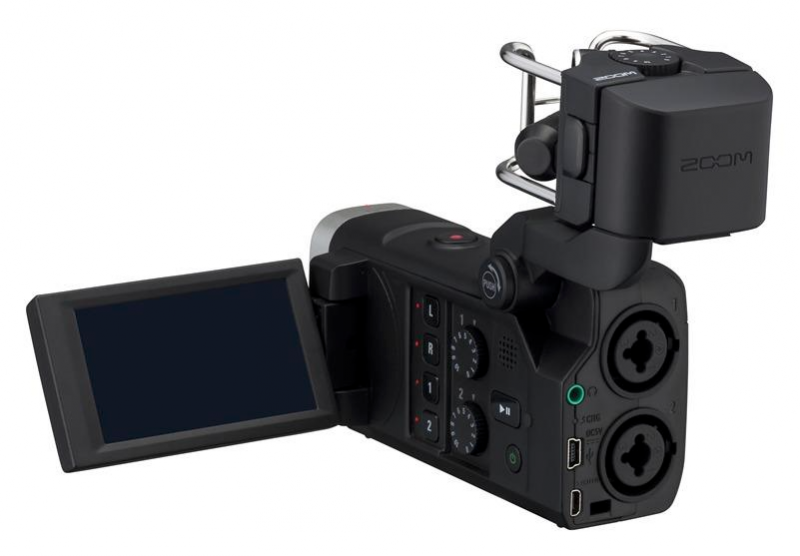 Zoom Q8 Handy Video Recorder incl. Softcase