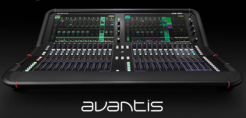 Allen & Heath aventis