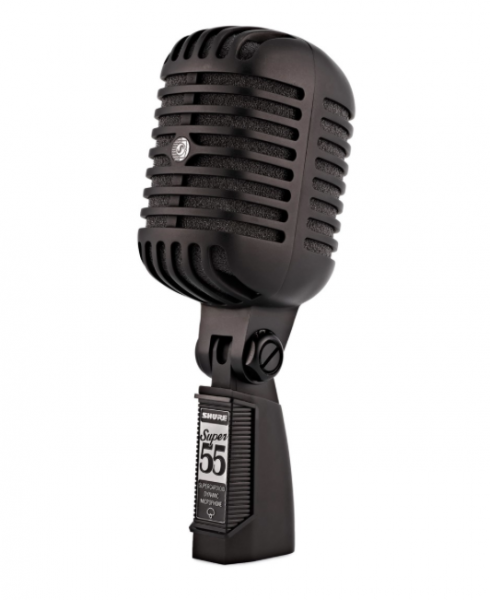 Shure Super 55 Sonderedition BLACK