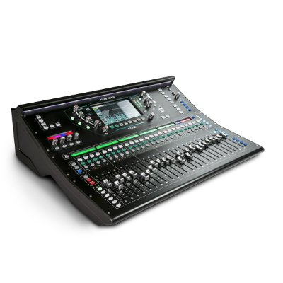 Allen & Heath SQ-6 im Tourcase